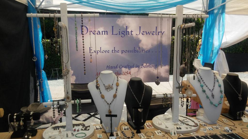 Dream Light Jewelry Table 7